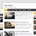 Begini Membuat Menu Navigasi Di Bawah Header Blog, Keren