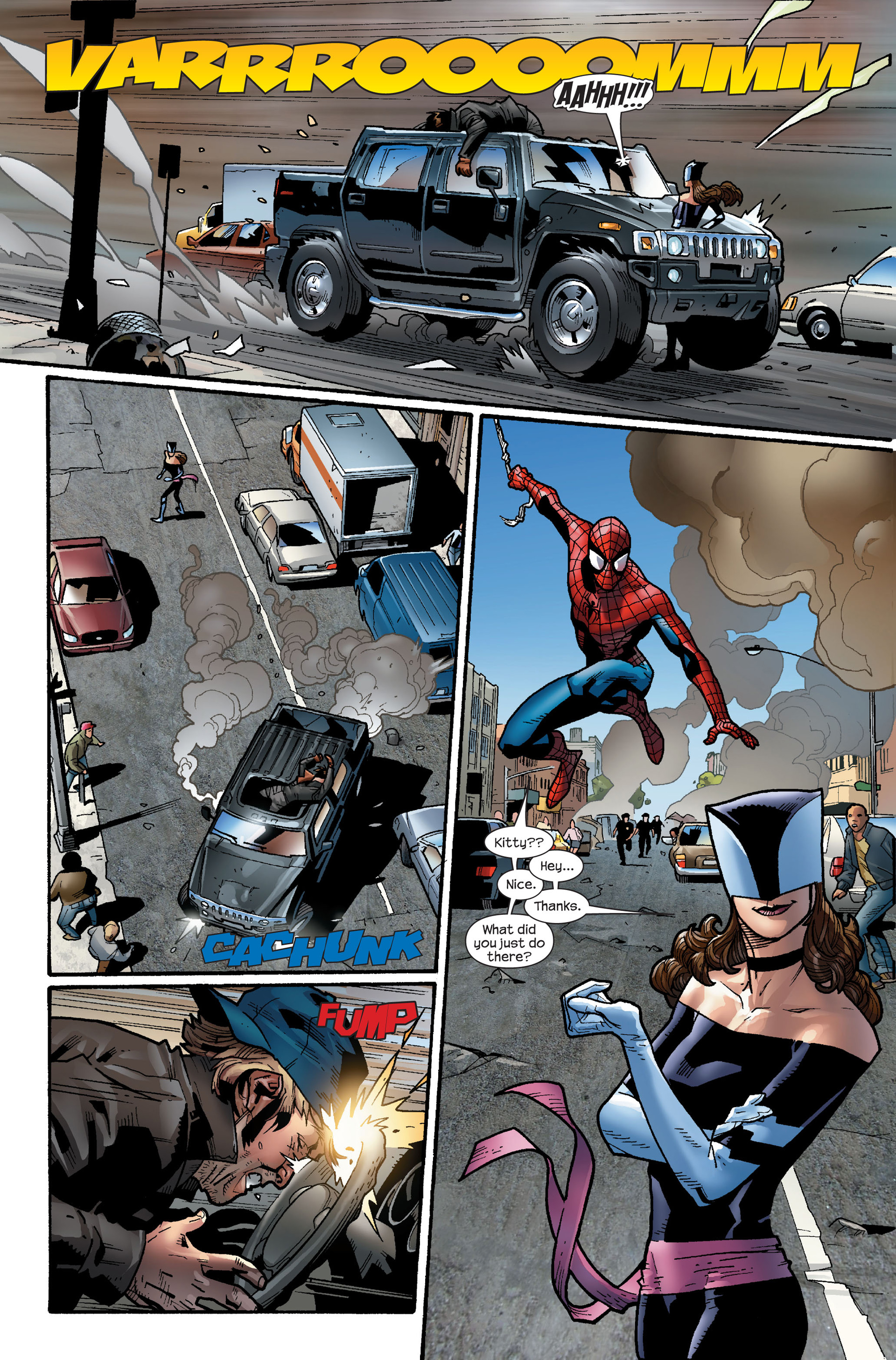 Read online Ultimate Spider-Man (2000) comic -  Issue #112 - 6