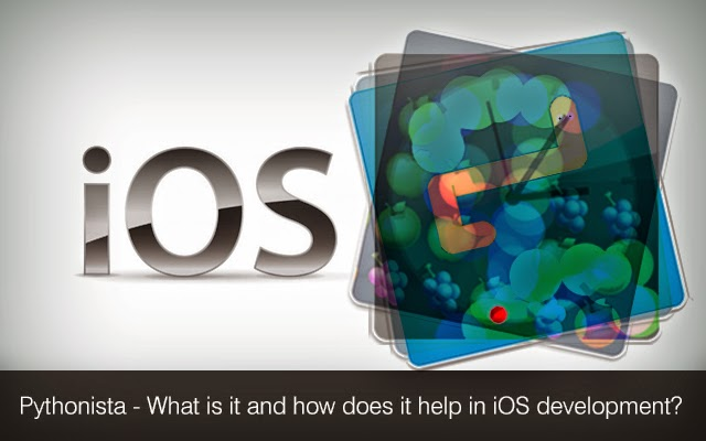 Pythonista - What is it and how does it help in iOS development