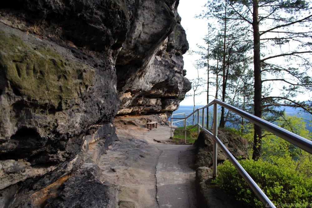 Pravčická brána - serce Czeskiej Szwajcarii.
