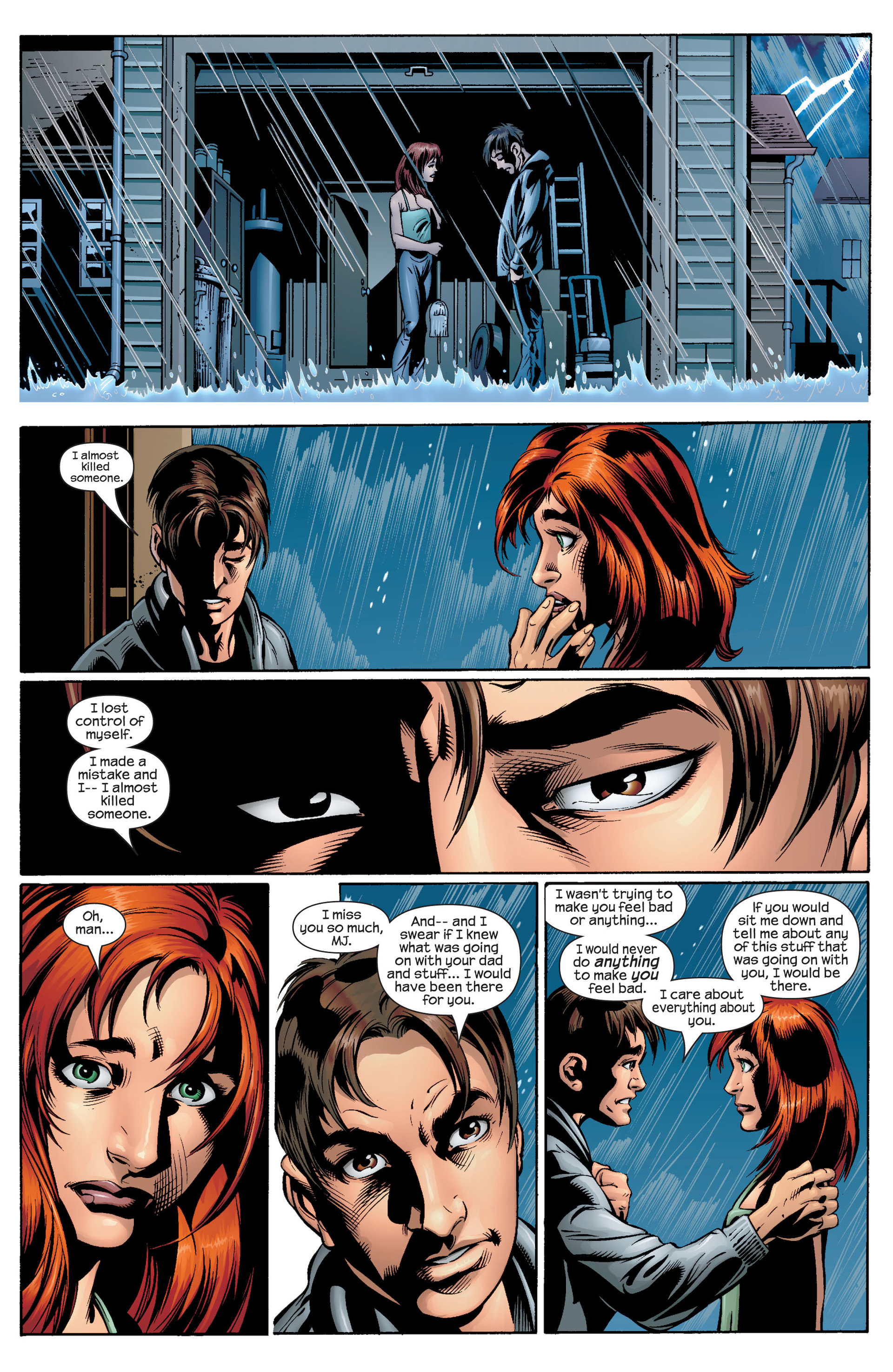 Read online Ultimate Spider-Man (2000) comic -  Issue #37 - 10