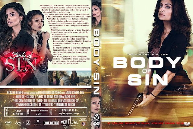 Body Of Sin DVD Cover