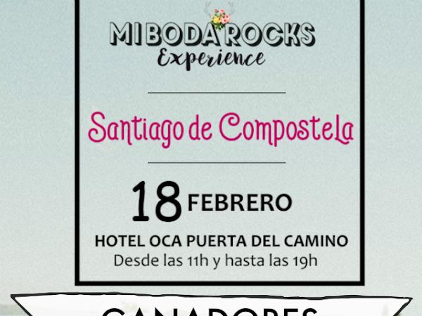 Ganadores Mi Boda Rocks Experience Galicia