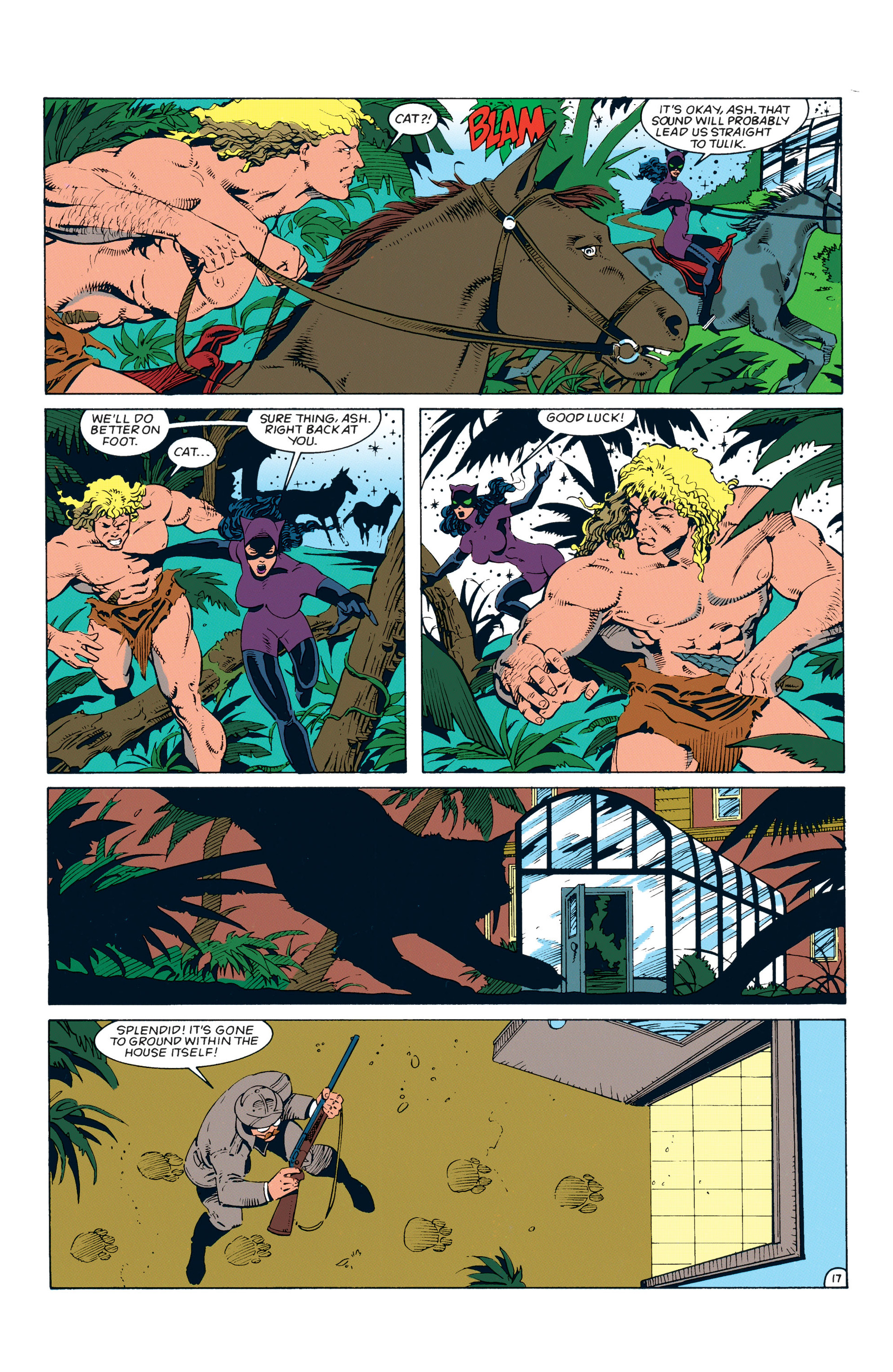 Catwoman (1993) Issue #14 #19 - English 18