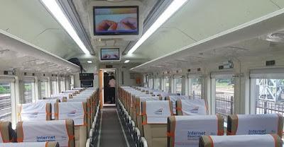 Jadwal dan Harga Tiket KA Jayakarta Premium Jakarta-Surabaya