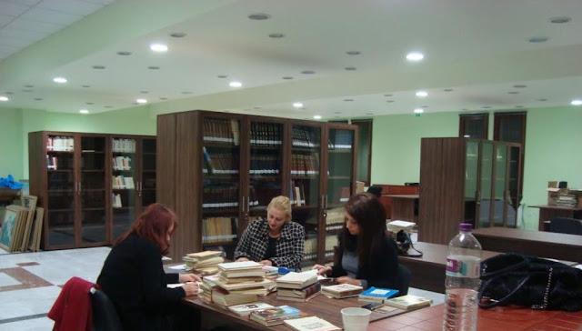 Ένας θησαυρός στην Βιβλιοθήκη των Ποντίων στην Πτολεμαΐδα