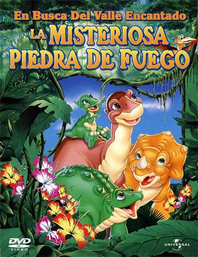 ver En busca del valle encantado 7: La misteriosa Piedra de Fuego (2000) Online