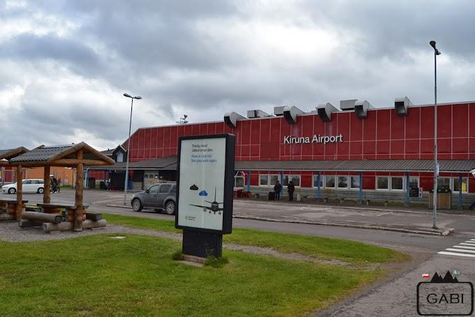 Spacer po Kirunie i najpiękniejszy budynek w Szwecji