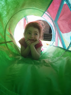 eldest in play tunnel