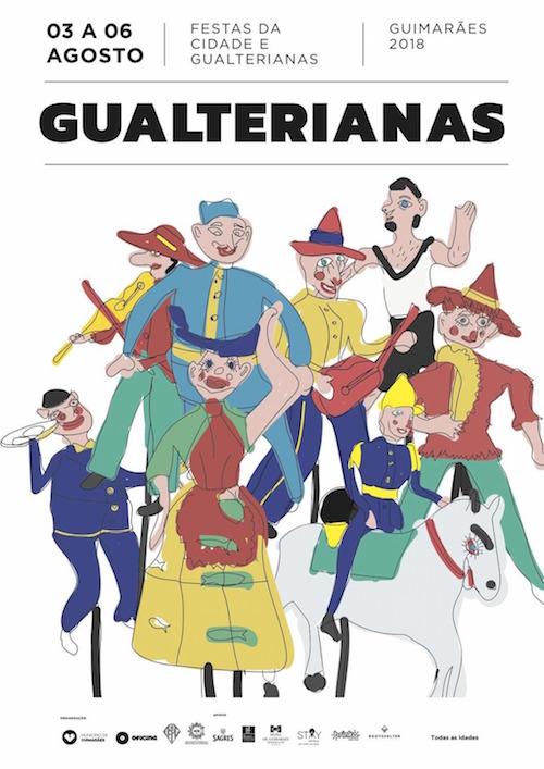 Festas Gualterianas 2020
