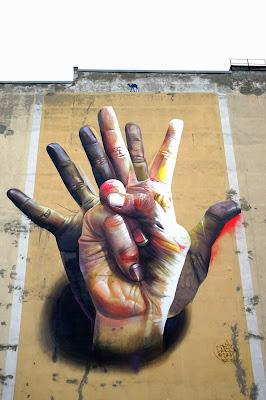 Le Chameau Bleu - Blog Voyage Berlin Allemagne - Street Art à Berlin