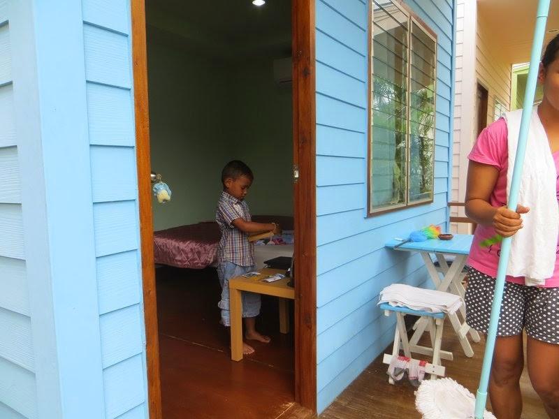 Дешевый домик на Сауми