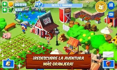 Green Farm 3 gratis para android