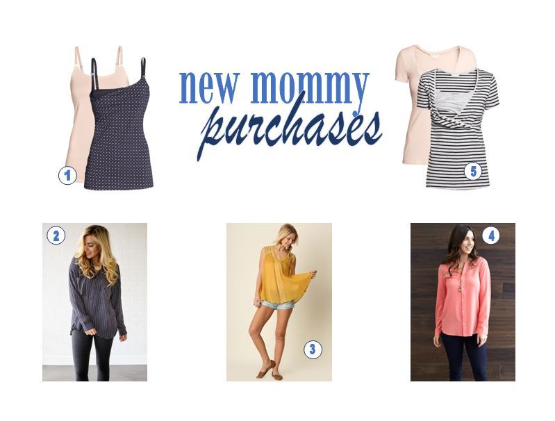 Fashion Finds | New Mommy