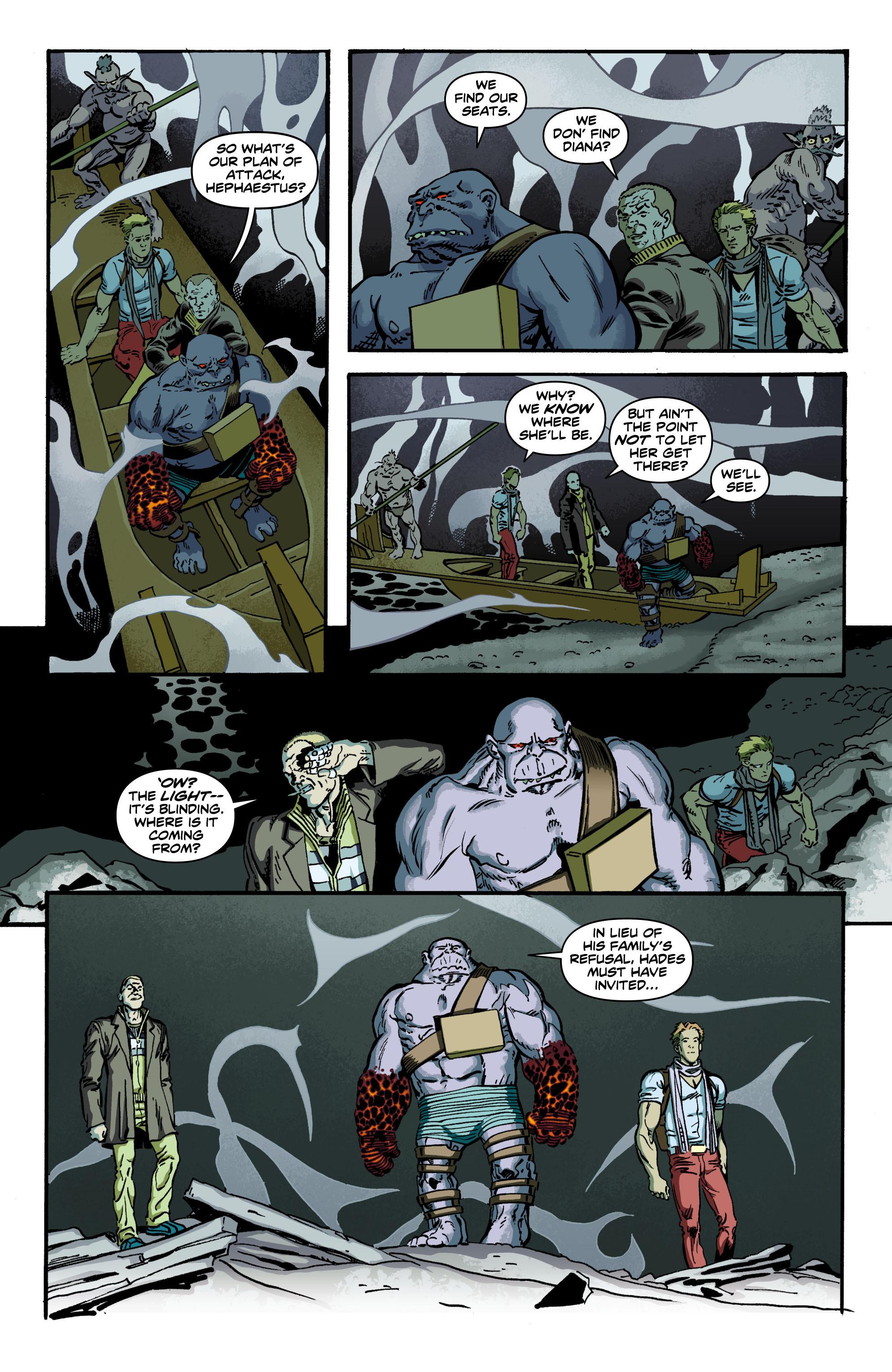 Read online Wonder Woman (2011) comic -  Issue #9 - 15