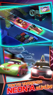 arabalar şimşek hızı hile apk indir