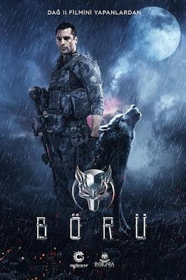 Wolf (Boru) Poster