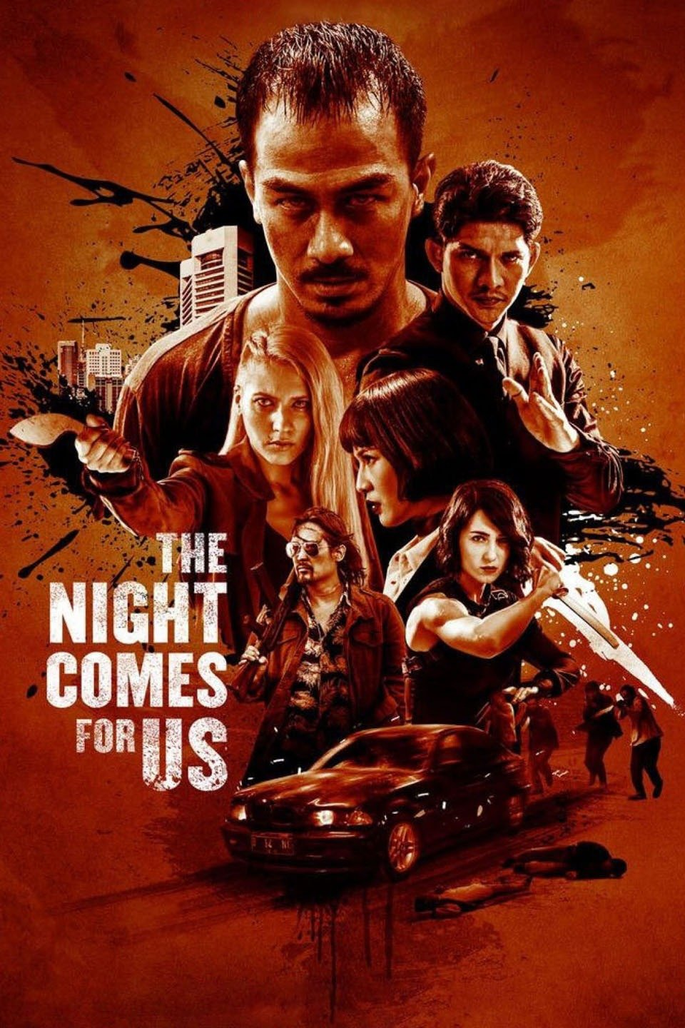 The Night Comes for Us [WEBRip] [Streaming] [Telecharger]