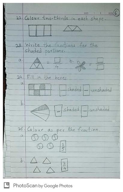 Maths worksheets: Maths Worksheet V