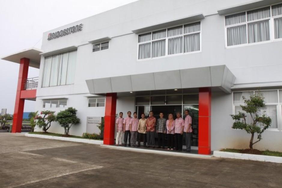 Lowongan Pabrik Via Email PT.Bridgestone Tire Indonesia - Plant Kabupaten Karawang, Jawa Barat