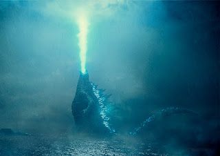 SDCC 2018 Godzilla King of Monsters Movie Trailer