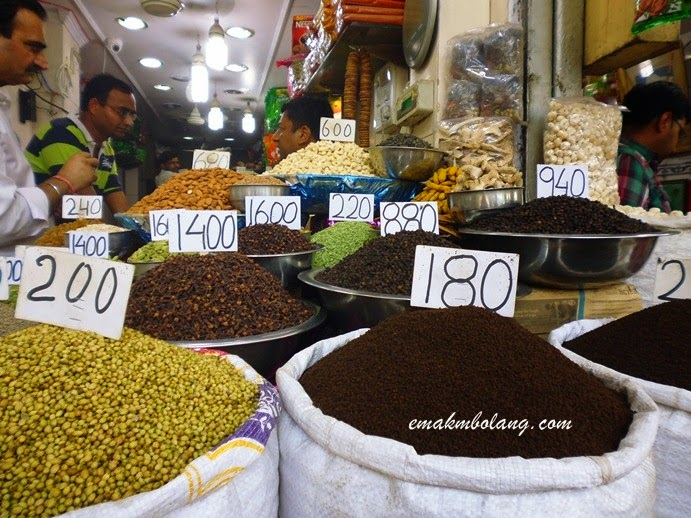 Biggest Spice Market in Asia