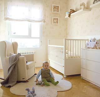 El ba l de mi baby ideas para decorar habitaci n bebe - Adornos habitacion bebe ...