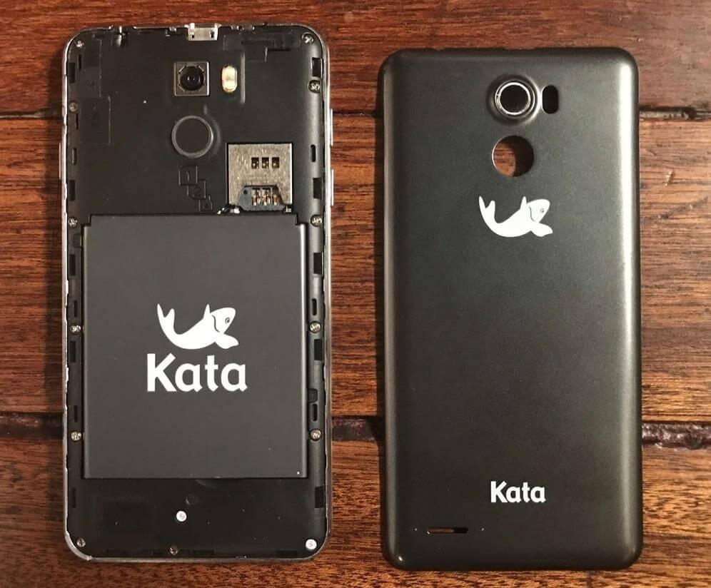 Kata V5's Battery