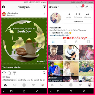 SH Instagram v1.30 [ Latest Version ]