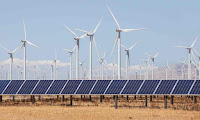 Americans love clean energy and climate policies. (Photograph Credit: Alamy) Click to Enlarge.