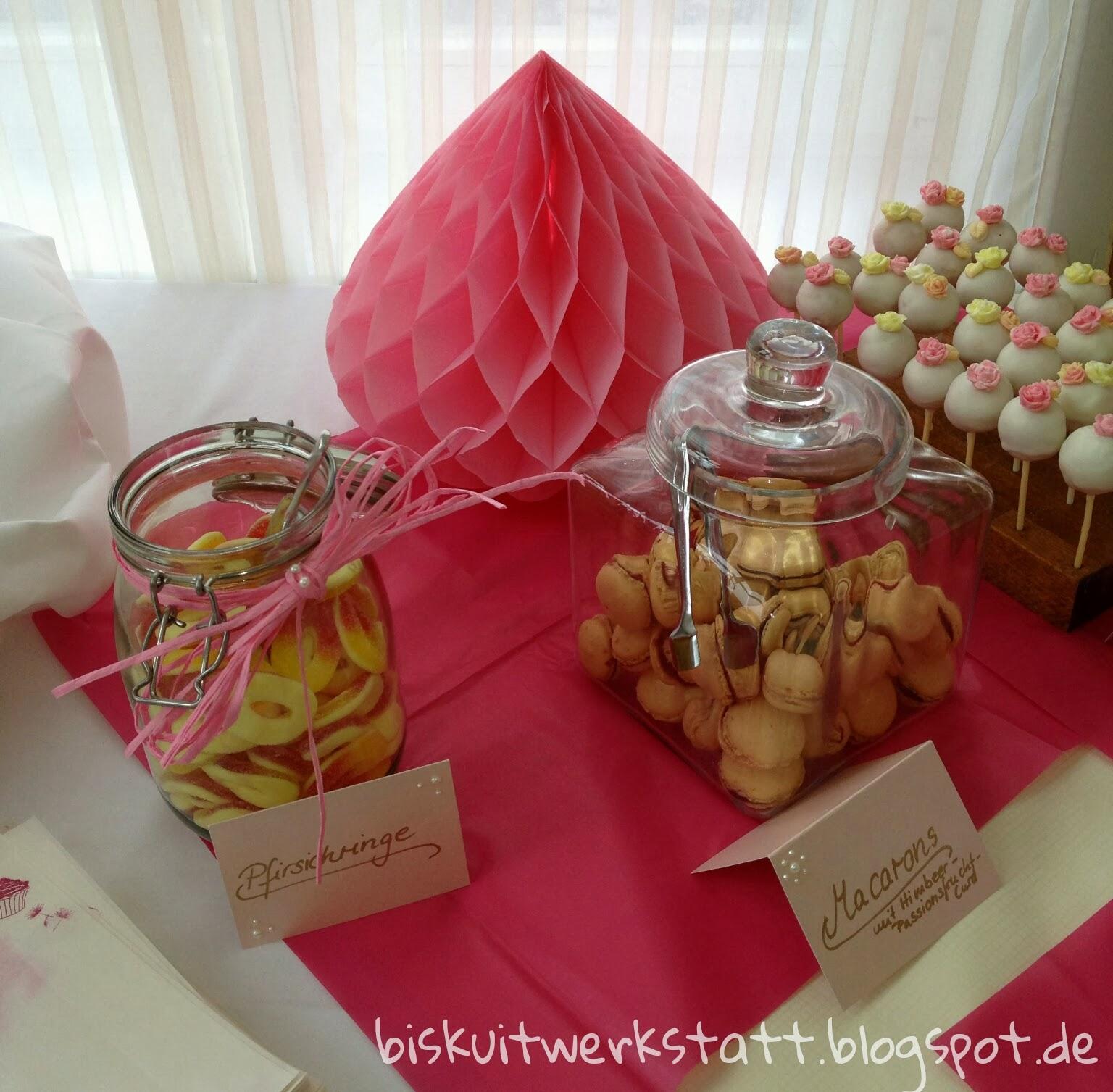 rosen cake pops und hochzeits sweet table in rosa biskuitwerkstatt. Black Bedroom Furniture Sets. Home Design Ideas