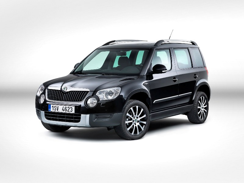 New 2013 Skoda Yeti Laurin and Klement | Eminent Cars