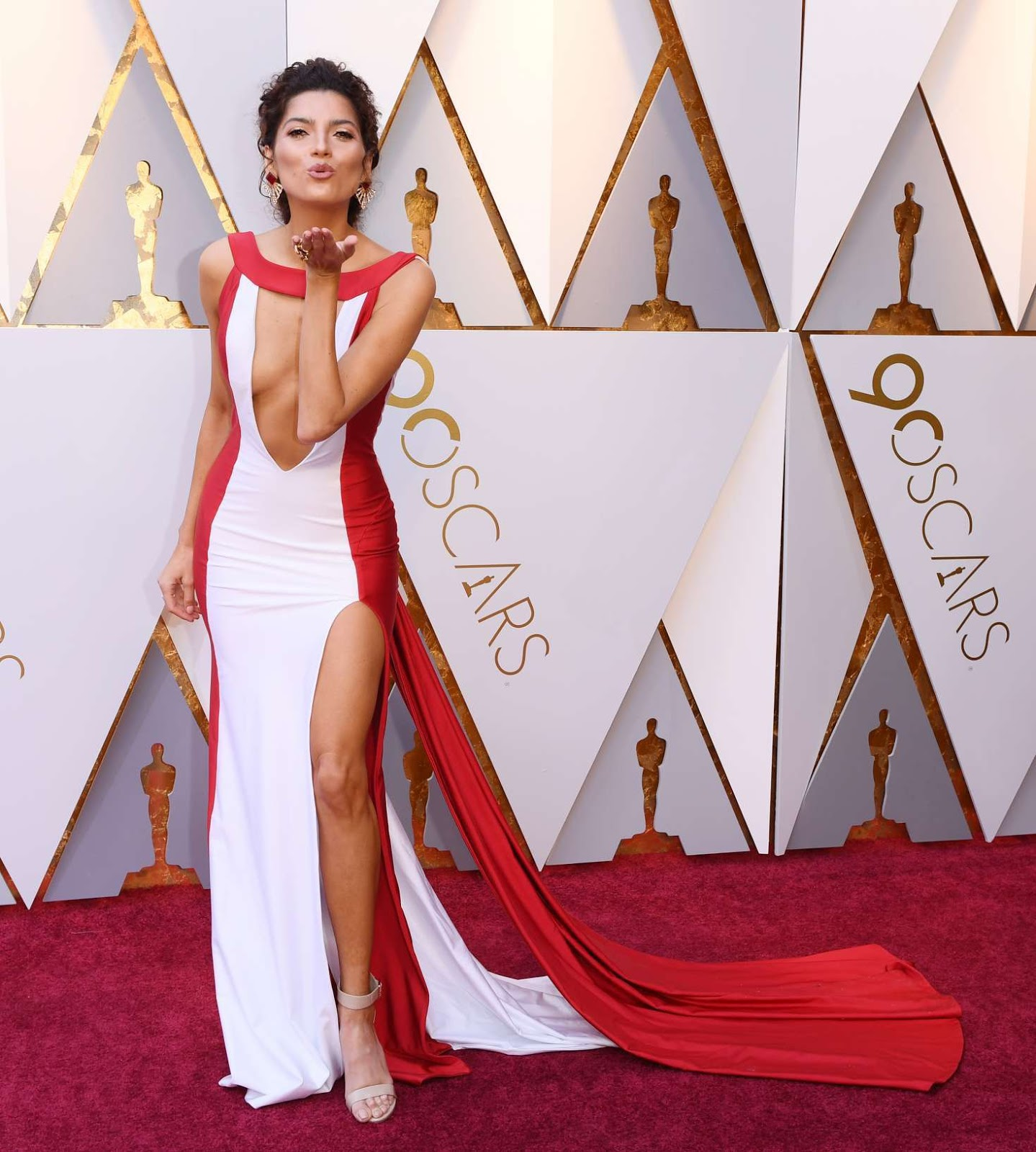 Blanca Blanco – 2018 Academy Awards in Los Angeles