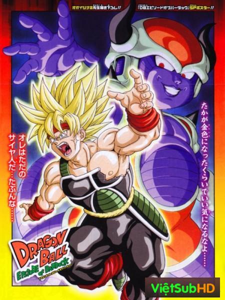 7 viên ngọc rồng: Tập phim về Bardock (Cha của Goku)