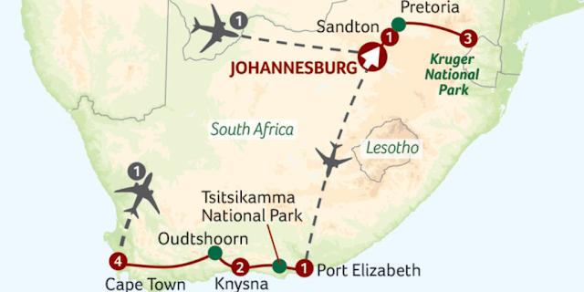 Best Touring Destination