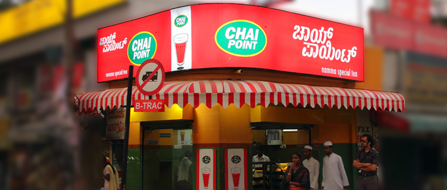 "What's ""brew"" and happening at the Chai Point?"