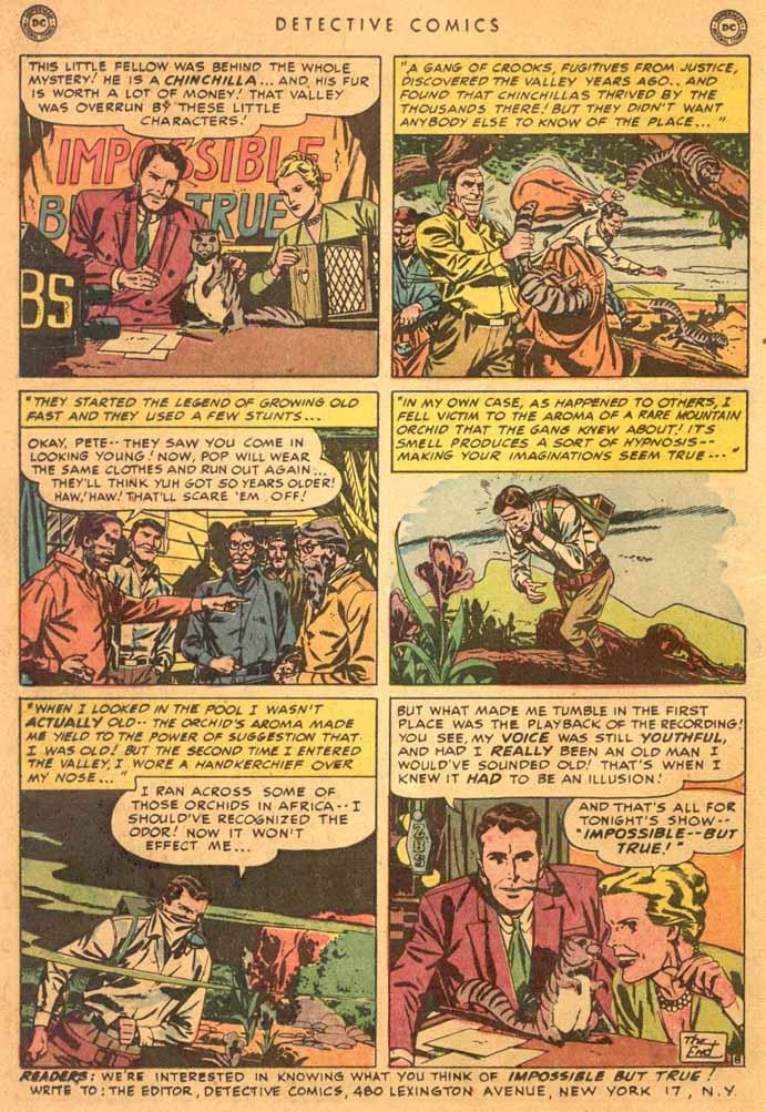 Detective Comics (1937) 153 Page 31