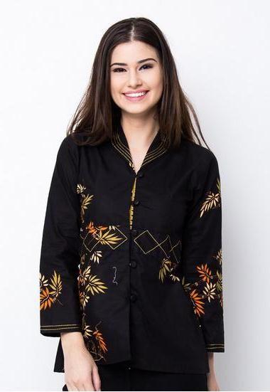 Model Baju Batik Terbaru Anak Muda Jaman Sekarang