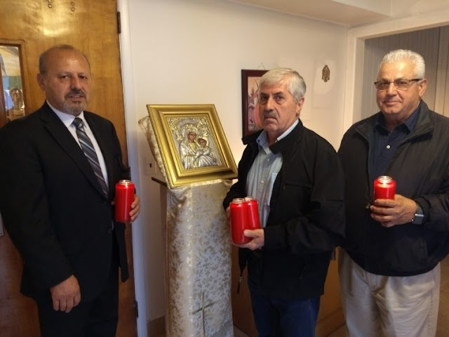 Εκδήλωση μνήμης πραγματοποίησε το Ιερό Ίδρυμα Παναγία Σουμελά