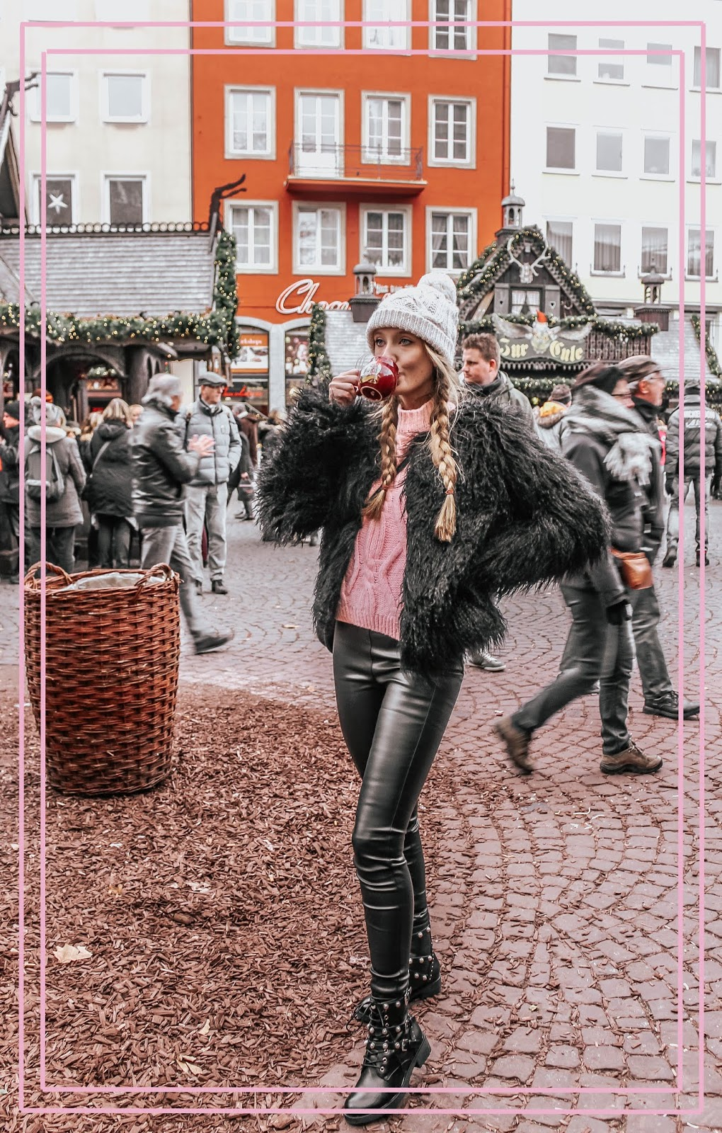 German Christmas Markets Luxury Fashion Blogger