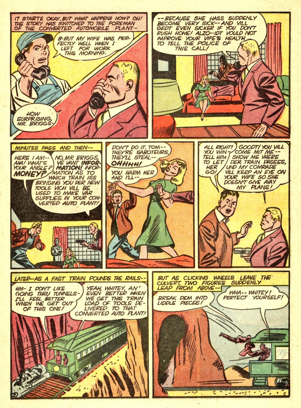 Read online All-American Comics (1939) comic -  Issue #47 - 20