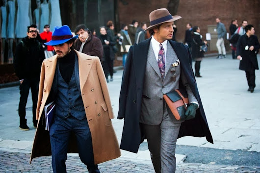 Streetstyle Sunday : Best male and female looks for this week by miss Margaret