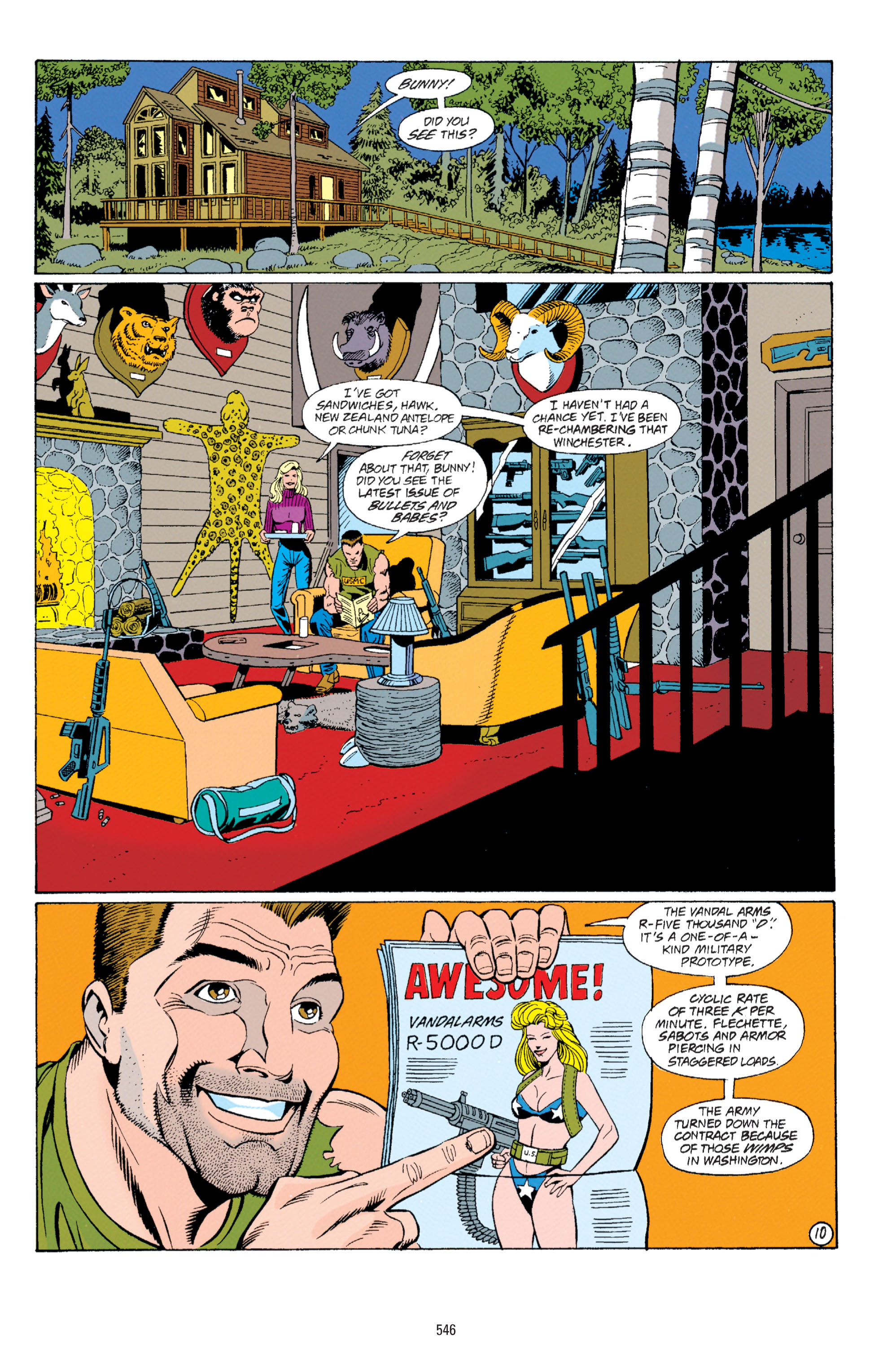Detective Comics (1937) 674 Page 10