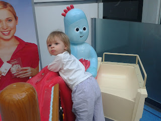 In the Night Garden, Iggle Piggle