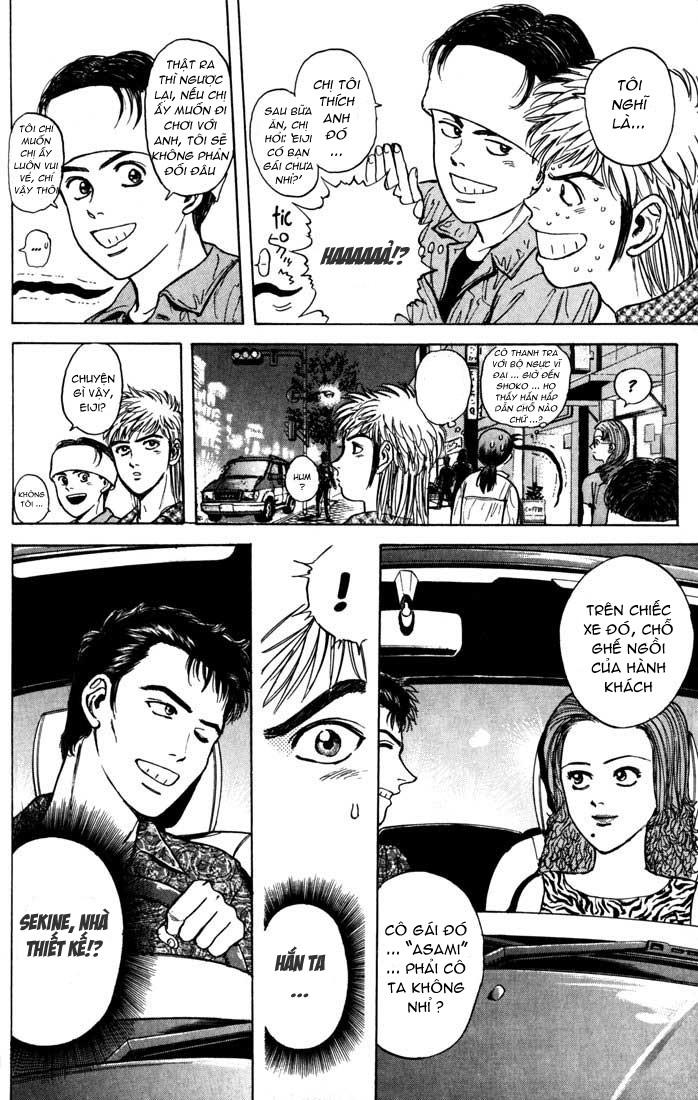 Psychometrer Eiji chapter 29 trang 17