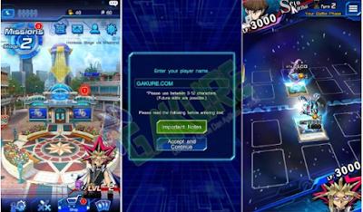 Yu-Gi-Oh! Duel Generation Links Apk