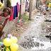 Metade dos brasileiros não tem acesso a rede de esgoto