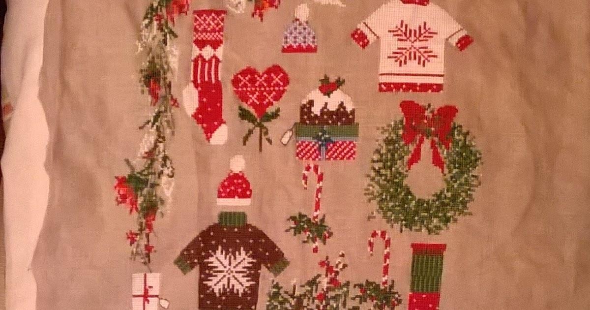 Filando Rose e Cuori: Caro Babbo Natale