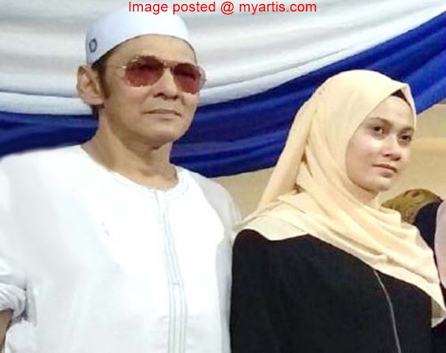 Image result for jamal abdillah nikah