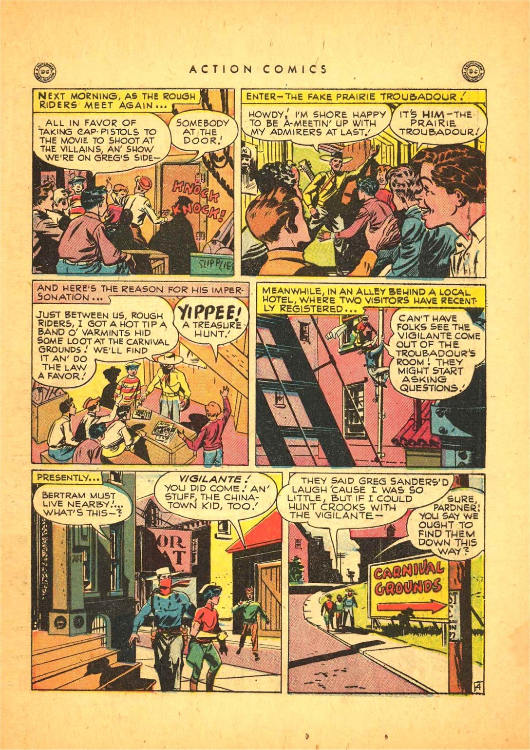 Action Comics (1938) 116 Page 41